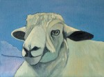 The Cotswold Ewe
