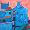 Jedburgh Evening by Jane Cartney